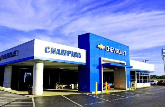 Champion Chevrolet In La Grange, KY
