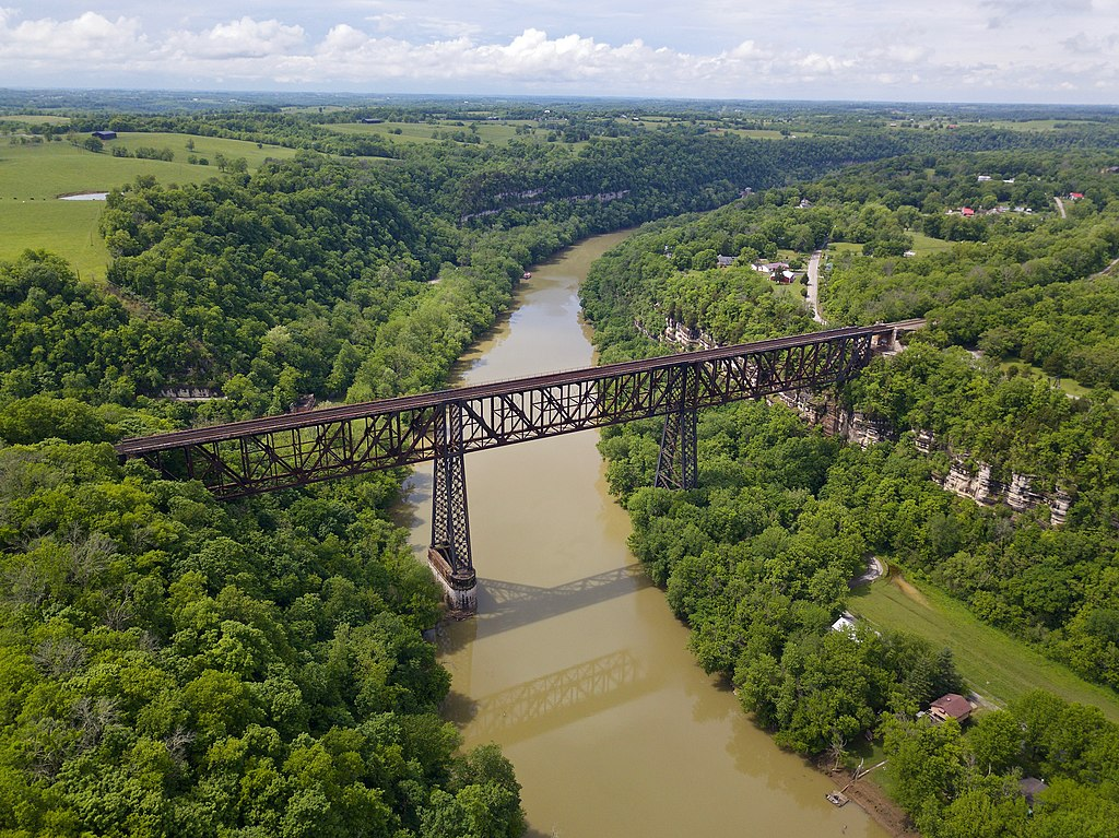 High Bridge of Kentucky
