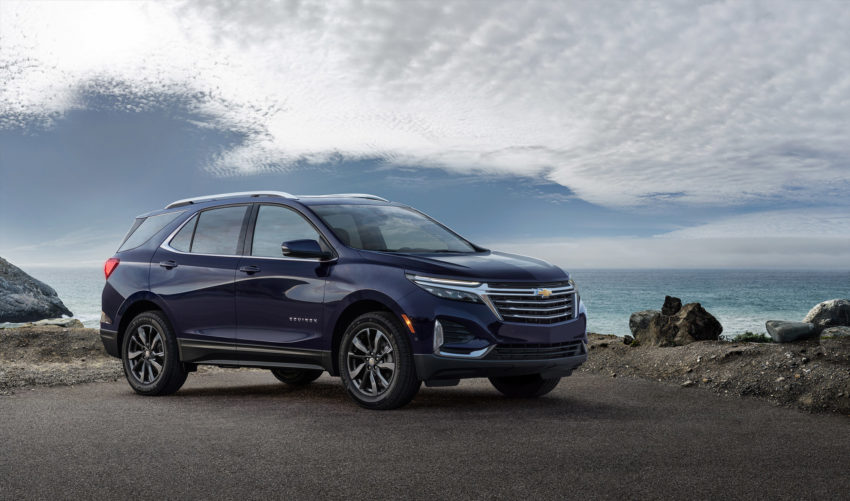 The 2022 Chevrolet Equinox is Expected to Arrive in 2021
