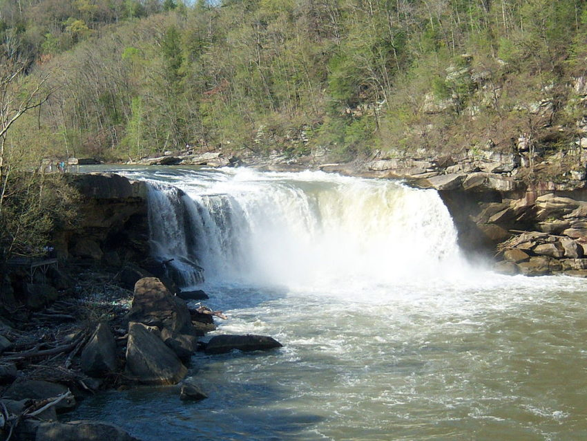 Cumberland Falls | Whitley County, KY